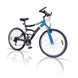 Bicicleta Baccio Alpina Lady R.26