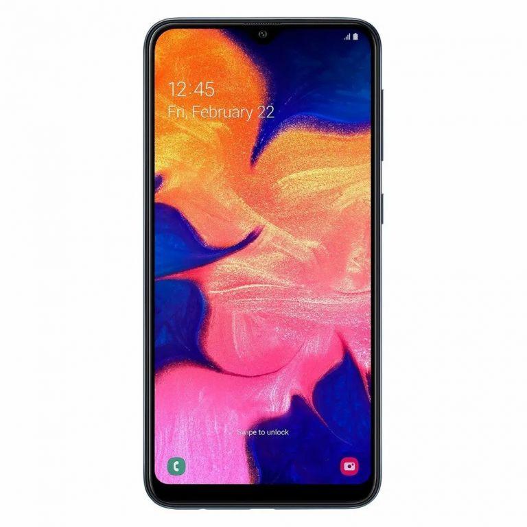 Celular Libre Samsung A10S Negro